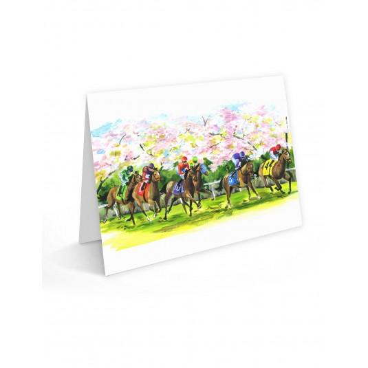 """John Morris The Spirit of Racing"""" Cards"""""""