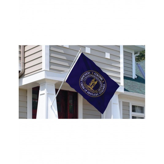 KC Seal Double Sided Outdoor Flag 3'x5'