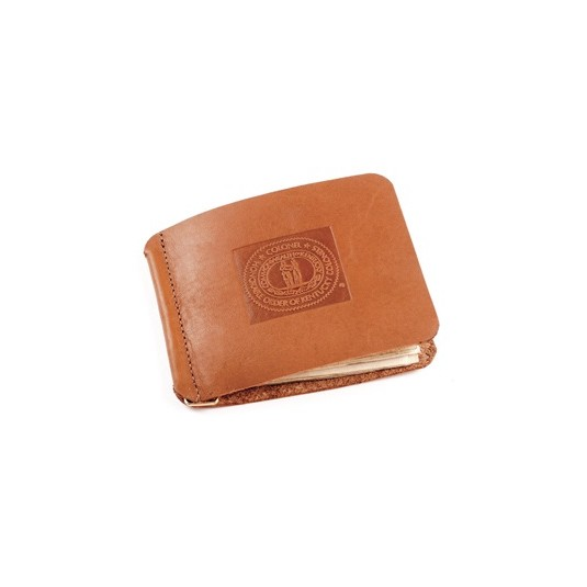 Kentucky Colonel Leather Bill Holder