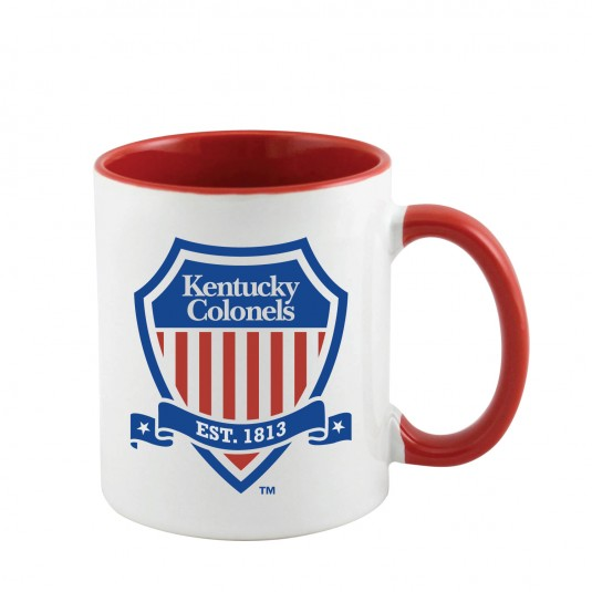 Kentucky Colonels Shield Mug