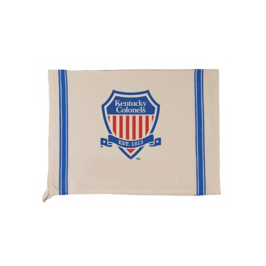 Kentucky Colonels Shield Logo Bar Towel