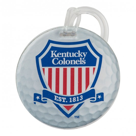 Shield Logo Golf Tag