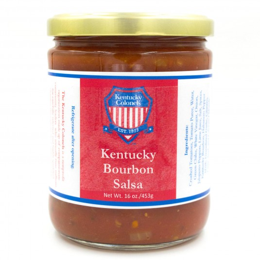 Kentucky Colonels Bourbon Salsa