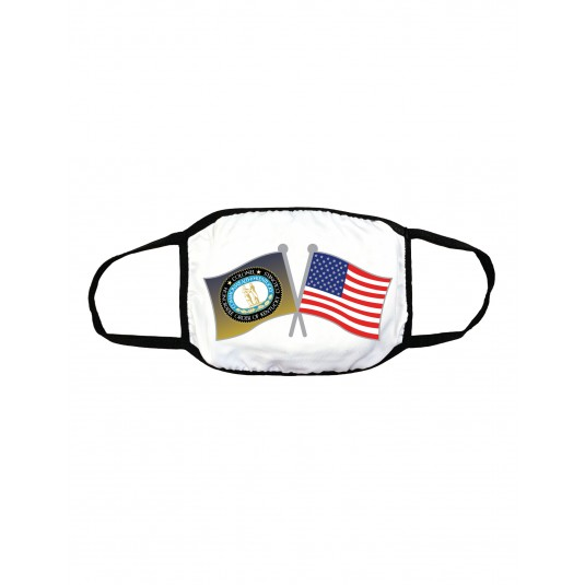 Kentucky Colonels Flag Mask