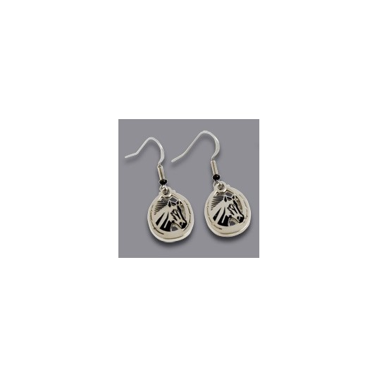 Kentucky Colonel Pride Earrings