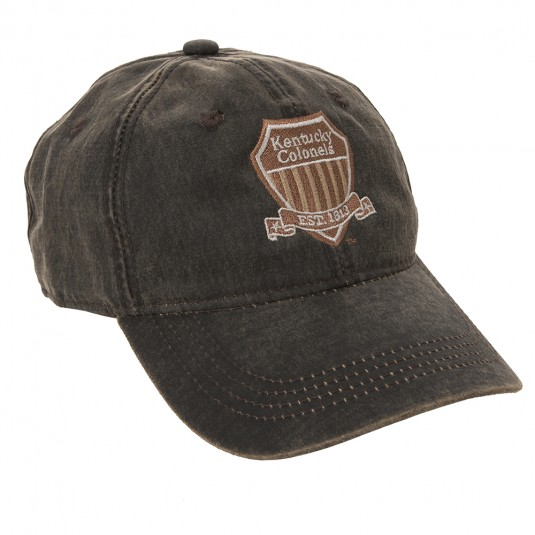 Shield Logo Oil Cloth Hat