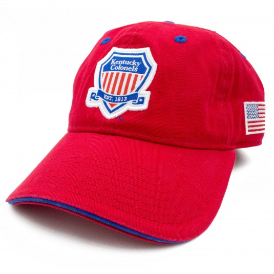 Kentucky Colonels Shield Logo Hat