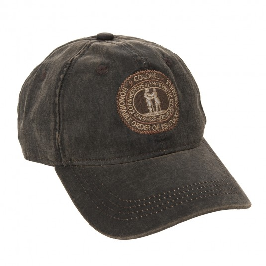 Great Seal Logo Oil Cloth Hat